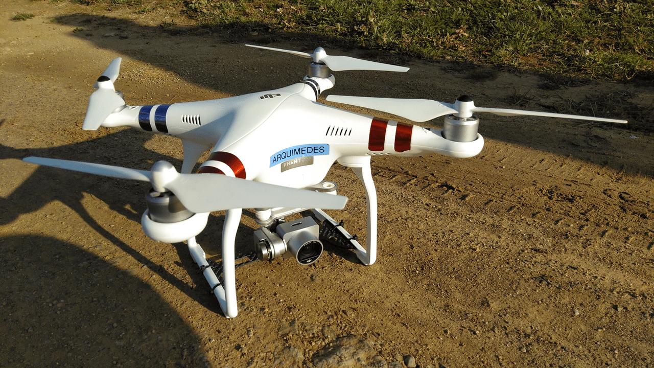 Drones, aliados en las búsquedas más difíciles